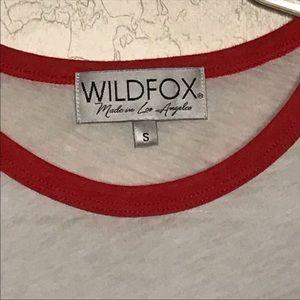 Wildfox Tops - Wild fox t-shirt